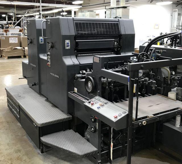 1994 Heidelberg MOVP - 120 Million Impressions