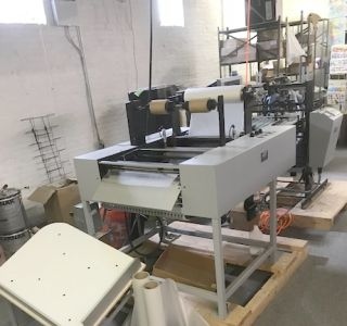 2026 D&K Double Kote Laminator for Digital Stocks